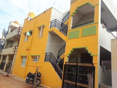 Gallery Cover Image of 350 Sq.ft 1 BHK Independent Floor for rent in Krishnarajapura for 5000