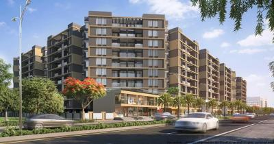 Gallery Cover Image of 1167 Sq.ft 3 BHK Apartment for buy in Dhanori for 6395000