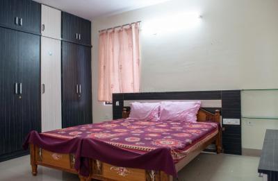 Bedroom Image of Regent Park Flat 109 in Nallagandla