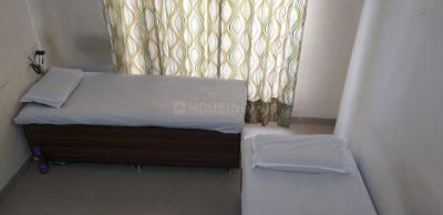 Bedroom Image of Astha PG Rooms in Borivali East