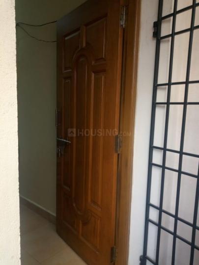 Main Entrance Image of 200 Sq.ft 1 RK Apartment for rent in Kokkilamedu for 5000
