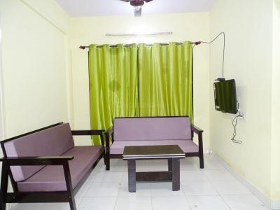 Living Room Image of Ajay's Nest Flat-4 in Kopar Khairane