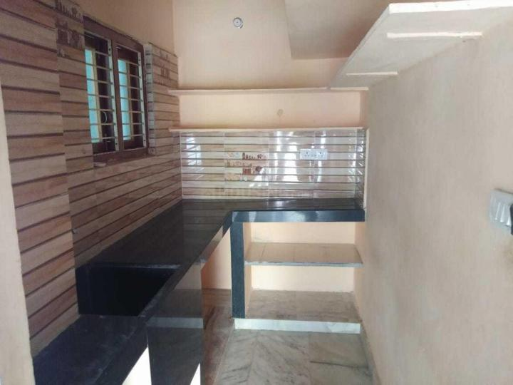 Kitchen Image of 750 Sq.ft 1 BHK Apartment for rent in Begumpet for 8000