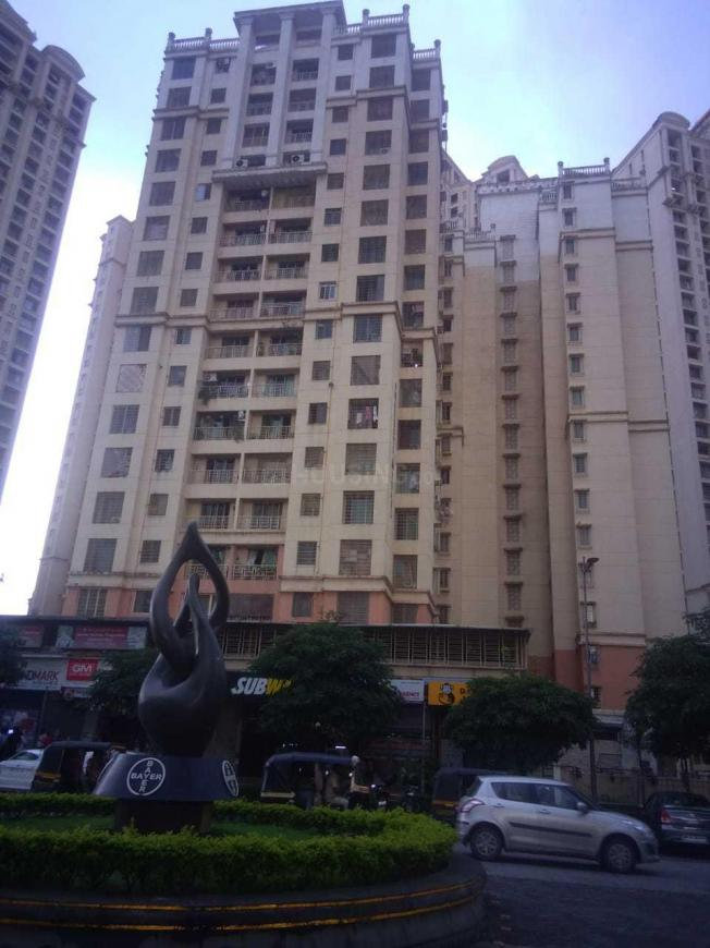 Building Image of 950 Sq.ft 2 BHK Apartment for rent in Hiranandani Estate for 30000