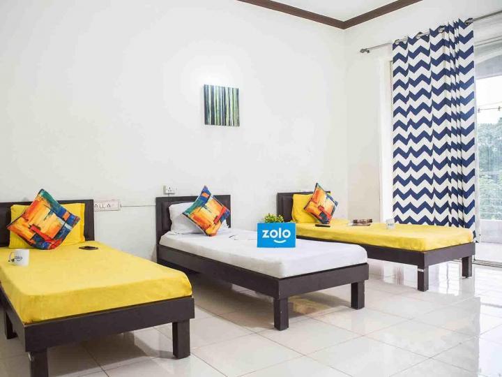 Bedroom Image of Zolo Kings Landing in Pashan