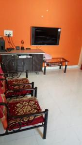 Gallery Cover Image of 550 Sq.ft 1 BHK Apartment for rent in Shree Shree Samarth Tower CHS, Ravet for 10000