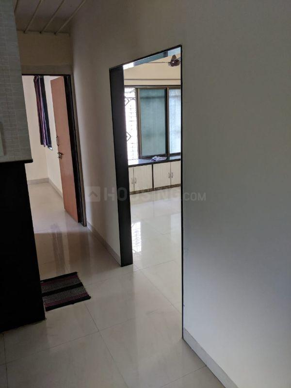 Passage Image of 580 Sq.ft 1 BHK Apartment for rent in Thane West for 20000