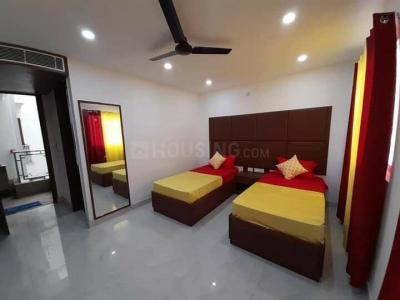 Bedroom Image of Hobo Hostals in Rajinder Nagar