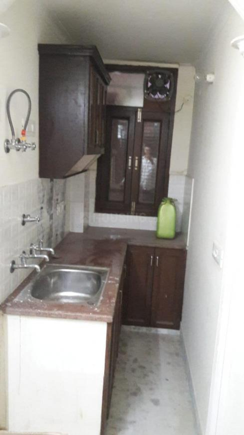 Kitchen Image of 260 Sq.ft 1 BHK Independent Floor for rent in Sultanpur for 8000