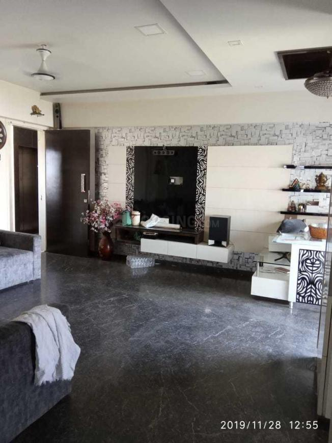 Living Room Image of 1100 Sq.ft 2 BHK Apartment for rent in Borivali West for 45000