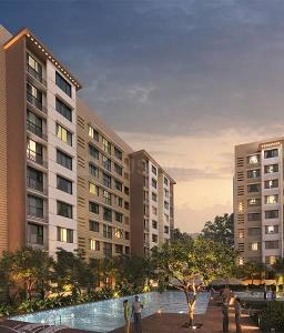 Gallery Cover Image of 1123 Sq.ft 2 BHK Apartment for buy in Lodha Eternis Idyllia A, Andheri East for 18500000