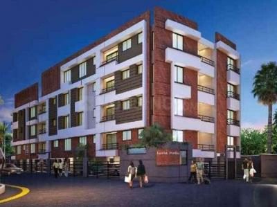 Gallery Cover Image of 797 Sq.ft 1 BHK Apartment for buy in Pandra for 3525900