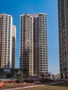 Gallery Cover Image of 663 Sq.ft 2 BHK Apartment for rent in Thane West for 24000