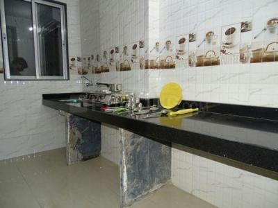 Kitchen Image of Manju's Nest Kharghar in Kharghar