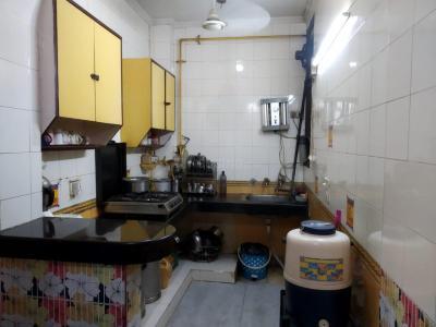 Kitchen Image of Neeta's Paying Guest in Lajpat Nagar