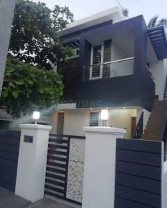 Gallery Cover Image of 950 Sq.ft 2 BHK Independent Floor for rent in Kannadi-II for 9000