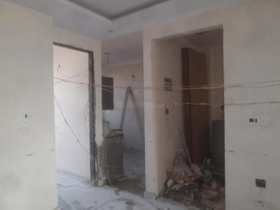Gallery Cover Image of 900 Sq.ft 3 BHK Independent Floor for rent in Dabri for 14000