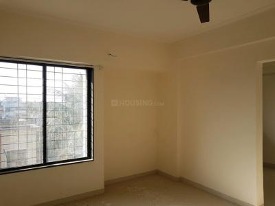 Gallery Cover Image of 641 Sq.ft 1 BHK Apartment for rent in Aachal Park A  by Aachal Construction, Dhanori for 12000