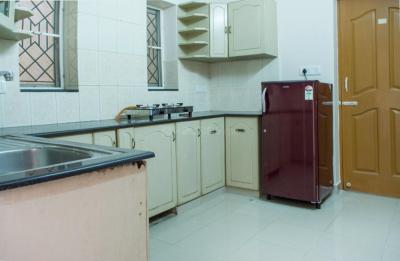 Kitchen Image of PG 4642883 R. T. Nagar in R. T. Nagar