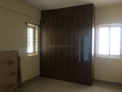 Gallery Cover Image of 1200 Sq.ft 2 BHK Apartment for rent in Amrutahalli for 20000