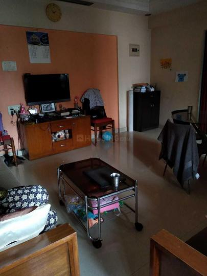 Living Room Image of 1050 Sq.ft 2 BHK Apartment for rent in Kharghar for 17500