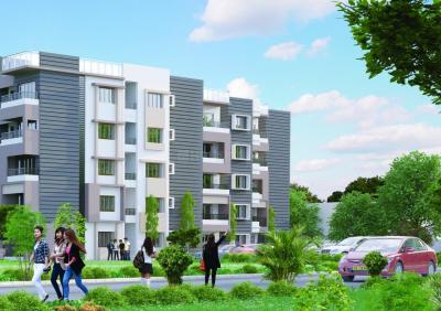 Gallery Cover Image of 760 Sq.ft 1 BHK Apartment for buy in Parappana Agrahara for 3600000