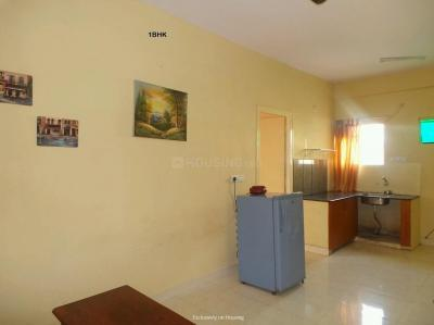 Gallery Cover Image of 450 Sq.ft 1 RK Apartment for rent in Bellandur for 12000