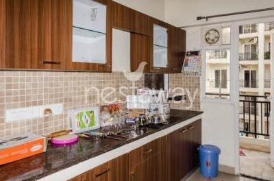 Kitchen Image of Neeru Nest 76 in Sector 76