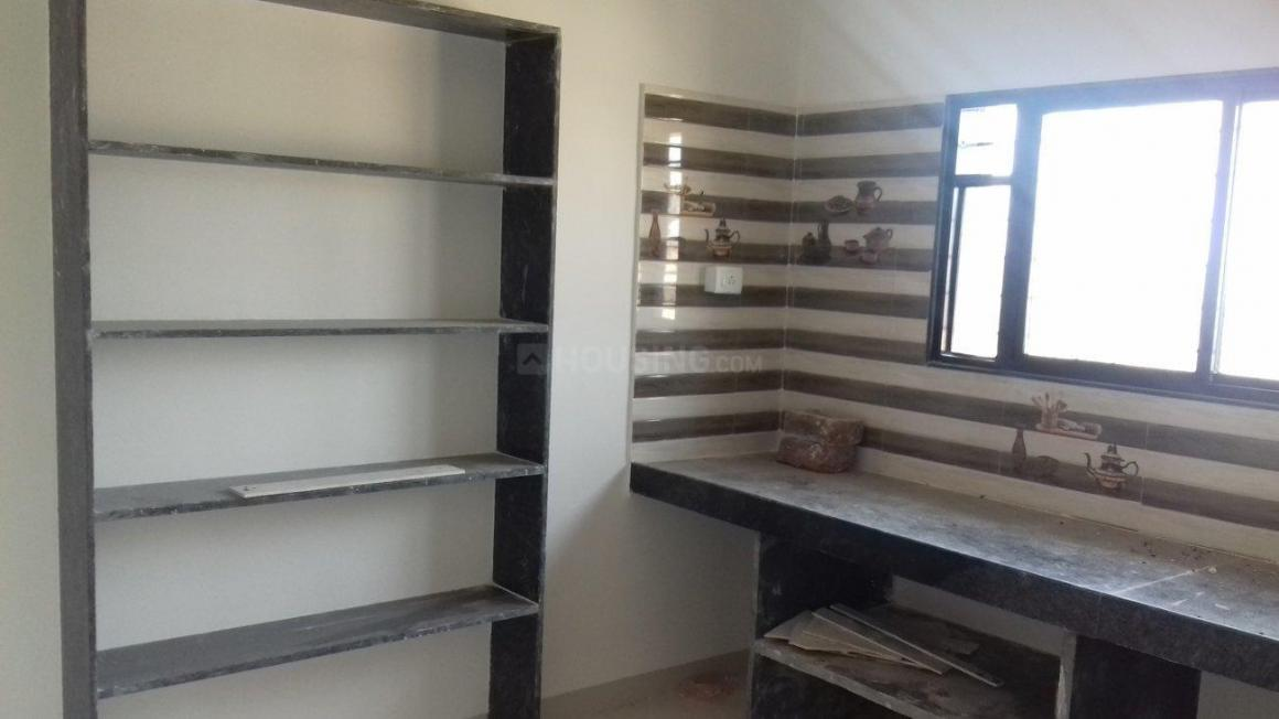 Kitchen Image of 623 Sq.ft 1 BHK Apartment for rent in Wadgaon Sheri for 12000