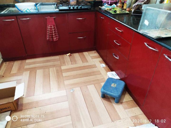 Kitchen Image of 1146 Sq.ft 2 BHK Apartment for rent in Krishna Ikon, Vimanapura for 25000