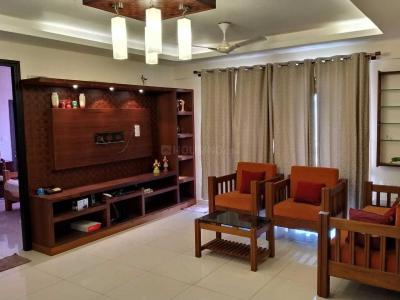 Gallery Cover Image of 1900 Sq.ft 3 BHK Apartment for rent in Sumadhura Silver Ripples, Whitefield for 40000