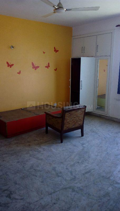 Bedroom Image of 300 Sq.ft 1 RK Apartment for rent in Sector 62 for 10000