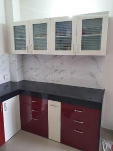 Kitchen Image of Milind PG in Hinjewadi