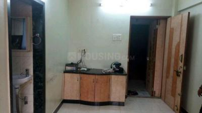 Gallery Cover Image of 690 Sq.ft 1 BHK Apartment for rent in Turbhe for 16000