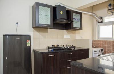 Kitchen Image of 3 Bhk In Mjr Platina in Hongasandra