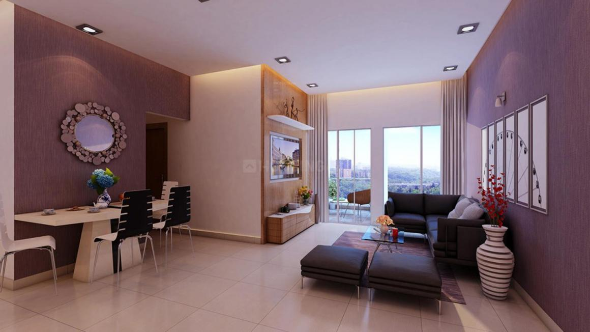 Living Room Image of 945 Sq.ft 2 BHK Apartment for buy in Hinjewadi for 4500000