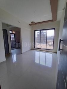 Gallery Cover Image of 774 Sq.ft 1 BHK Apartment for buy in Mahavir Patel Heights, Ulwe for 5600000