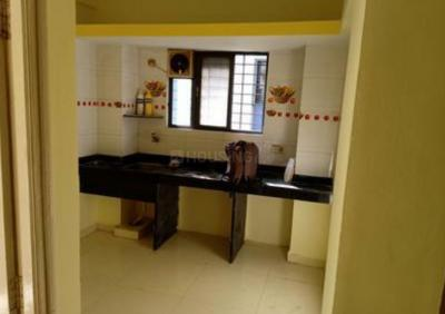 Gallery Cover Image of 680 Sq.ft 1 BHK Apartment for rent in Dhanori for 11000