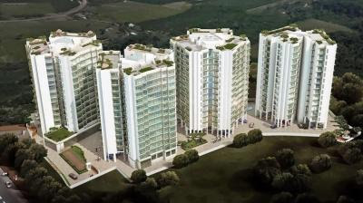 Gallery Cover Image of 1250 Sq.ft 2 BHK Apartment for buy in Godrej Emerald, Thane West for 13500000