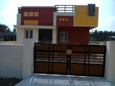 Gallery Cover Image of 650 Sq.ft 1 BHK Independent House for buy in Ponmar for 2860000