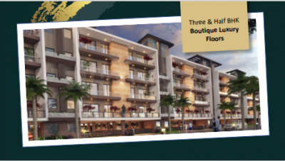 Gallery Cover Image of 1460 Sq.ft 3 BHK Independent Floor for buy in Sector 89 for 8800000
