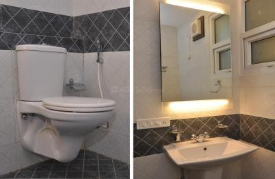 Bathroom Image of PG 6636752 Sector 43 in Sushant Lok I