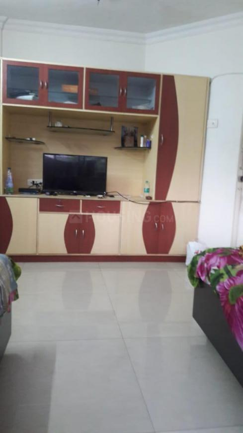 Bedroom Image of 420 Sq.ft 1 RK Apartment for rent in Powai for 28000
