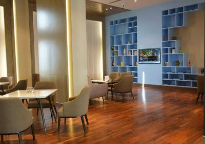 Gallery Cover Image of 318 Sq.ft 1 RK Apartment for buy in DLF My Pad, Gomti Nagar for 6500002
