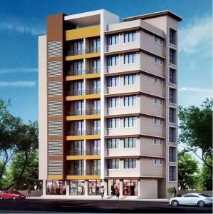 Gallery Cover Image of 400 Sq.ft 1 RK Apartment for buy in Shreenath Hemant Arcade, Mhatre Nagar for 2480000
