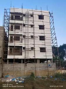 Gallery Cover Image of 1155 Sq.ft 2 BHK Apartment for buy in Krishnarajapura for 3900000