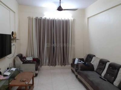 Gallery Cover Image of 575 Sq.ft 1 BHK Apartment for rent in Kopar Khairane for 25000