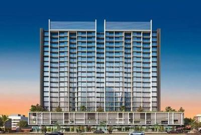 Gallery Cover Image of 725 Sq.ft 1 BHK Apartment for buy in Platinum Experio, Kalamboli for 5900000