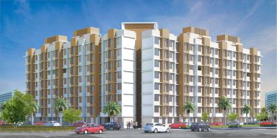 Gallery Cover Image of 728 Sq.ft 1 BHK Apartment for buy in NG Platinum City, Vasai East for 3699000