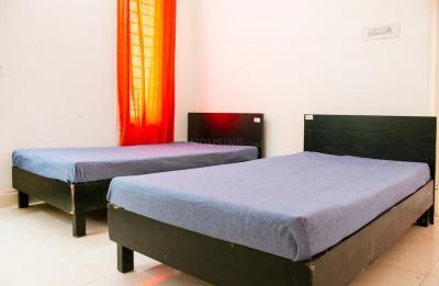 Bedroom Image of Venkatadhri Nest in Marathahalli